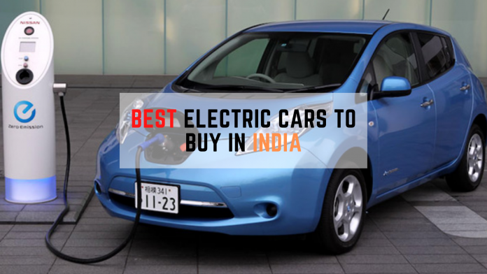 Best electric cars to buy in India