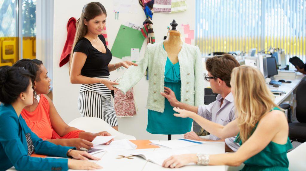 scope in fashion designing in India