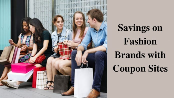 Savings on Fashion Brands with Coupon Sites