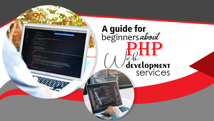 A guide for beginners about PHP web development services