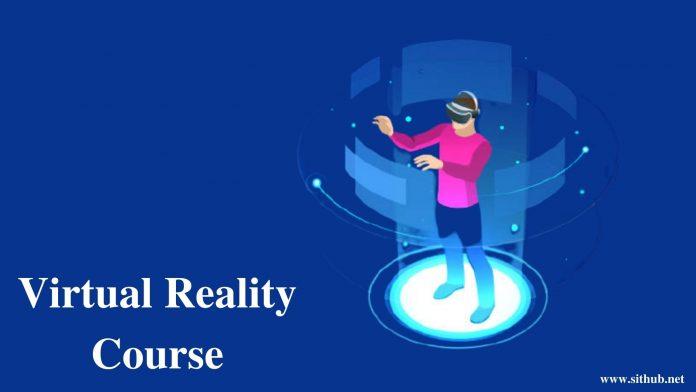 Virtual Reality Course